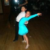 JJ舞蹈,少儿拉丁舞秀