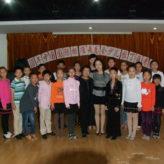 2013年少儿拉丁舞考级(伦巴)